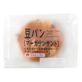 豆パン(マーガリンサンド)