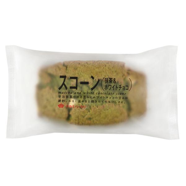 スコーン(抹茶&ホワイトチョコ)