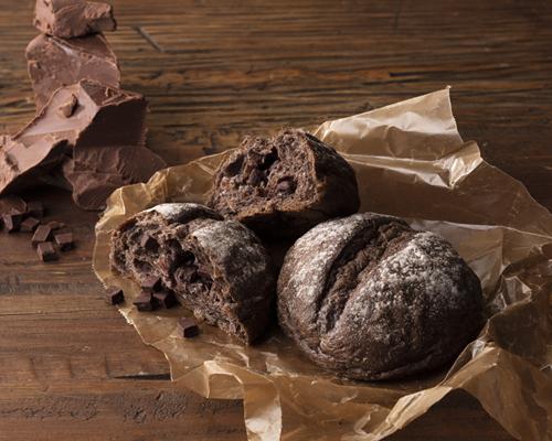石窯ショコラ包み
