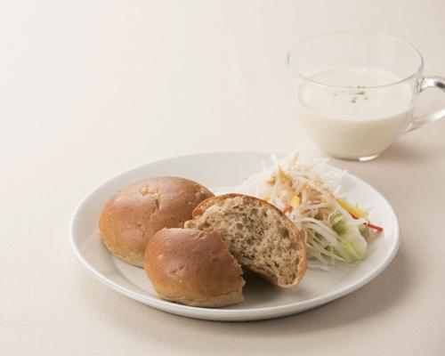 玄米&もち麦ロール(6)