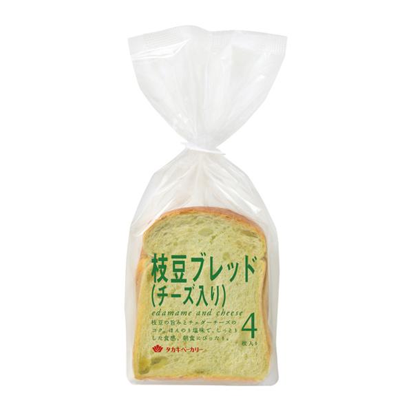 枝豆ブレッド(チーズ入り)(4)